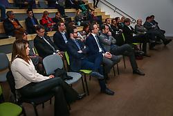 """A Conferência Brasil de Ideias - Avante Brasil , da Revista VOTO, recebe convidados nesta sexta-feira (26), no auditório da IMED, para debater com os palestrantes a construção de uma nova narrativa para o Brasil. A publisher, Karim Miskulin, recebe no primeiro painel """"Brasil em transição, crenças, lideranças e mudança institucional"""", Nelson Marchezan, prefeito de Porto Alegre; Ronald Krummenauer, Secretário de Educação do RS; Marcos Troyjo, economista, diretor do BRICLab da Columbia University, colunista da Folha de S.Paulo e da VOTO; e Antônio Augusto Mayer dos Santos, advogado e professor especialista em Direito Eleitoral e colunista da VOTO. No segundo  painel, """"Como construir uma nova narrativa para o Brasil"""", os palestrantes são Patricia Palermo, professora e economista chefe da Fecomércio; ; Luiz Carlos Zancarella, presidente da Safeweb; Mateus Bandeira, ex-pesidente do Banrisul e atual presidente da Falconi Consultoria; e Vitor Dalla Corte, economista, professor doutor da IMED. Foto: Gustavo Roth/ Agência Preview"""