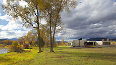 House along the Roaring Fork River, Carbondale, Co, Studio B Architects