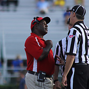 Delaware State Head Coach  	<br />