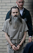 Brian David Mitchell is escorted by a U.S. Marshall as he arrives at the federal court house Friday, Dec. 10 2010 in Salt Lake City. Mitchell was found guilty for the June 5 2002 abduction of Elizabeth Smart. (AP Photo/Colin E Braley)