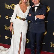 NLD/Amsterdam/20191009 - Uitreiking Gouden Televizier Ring Gala 2019, Pernille la Lau en Addy van den Krommenacker