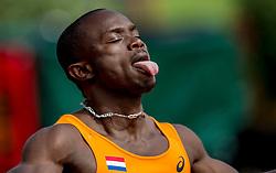 07-07-2016 NED: European Athletics Championships, Amsterdam<br /> Solomon Bockarie NED