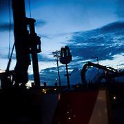 Vista Mc Donalds de Centro Comercial Buenaventura, Guarenas, Estado Miaranda en donde se aprecia la falta del servicio electrico 10-01-2010<br /> Photography by Aaron Sosa