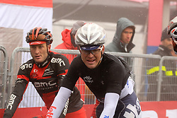 Bardonecchia, Italy - Giro d'Italia - May 18, 2013 - Finish and podium
