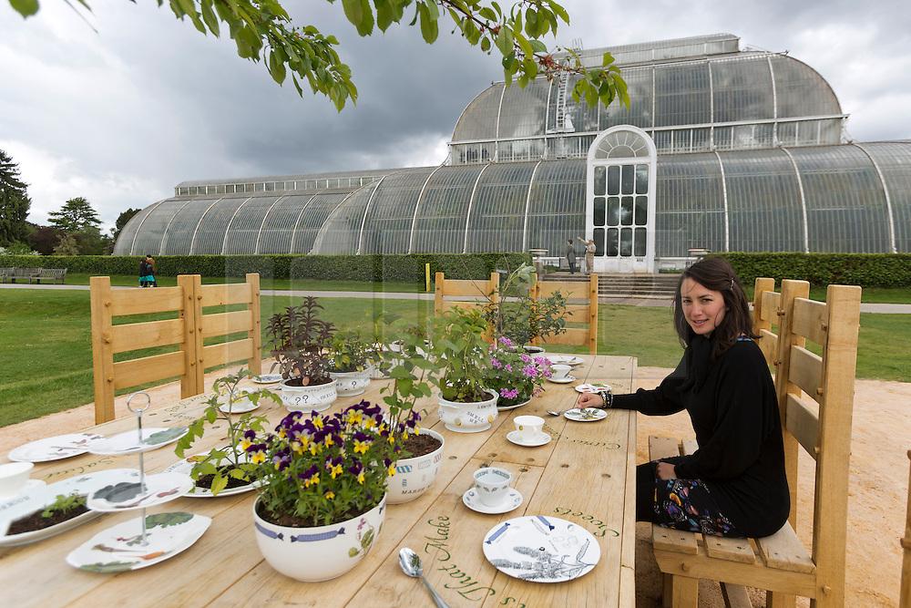 Kew Gardens Tea Party Garden Ftempo