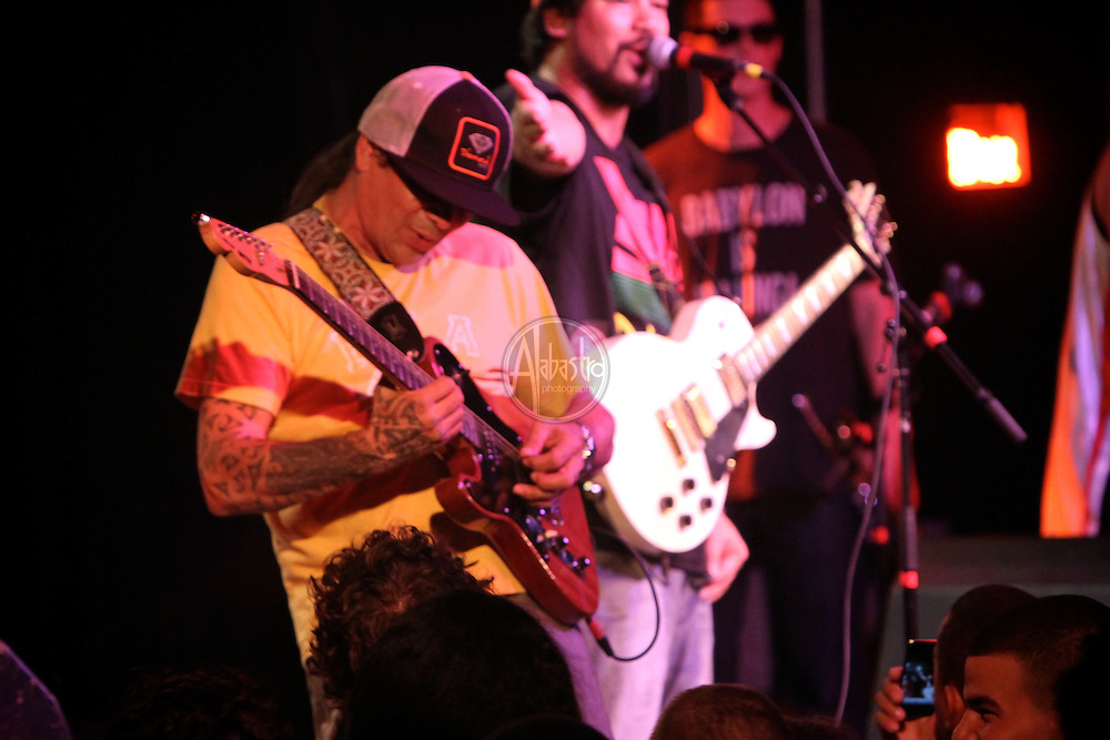 Katchafire at SummerFest12 by da808 Music & Rajahdat at the ShowBox.