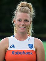 UTRECHT -  Caia van Maasakker. . Trainingsgroep Nederlands Hockeyteam dames in aanloop van het WK   COPYRIGHT  KOEN SUYK