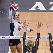 10/01/2015 - Women's Volleyball v Wyoming