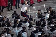 Winter Olympics Closing Ceremony, 25 Feb 2018
