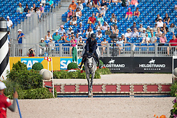 De Luca Lorenzo, ITA, Irenice Horta<br /> World Equestrian Games - Tryon 2018<br /> © Hippo Foto - Dirk Caremans<br /> 23/09/2018