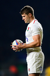 Richard Wigglesworth of England - Mandatory by-line: Dougie Allward/JMP - 24/11/2018 - RUGBY - Twickenham Stadium - London, England - England v Australia - Quilter Internationals