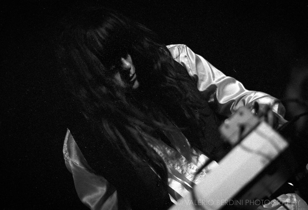 Victoria Legrand of Beach House opening for Fleet Foxes at London ULU in June 2008