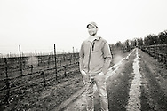 Dag Johan Sundby owner of Johan Vineyards, Oregon, USA