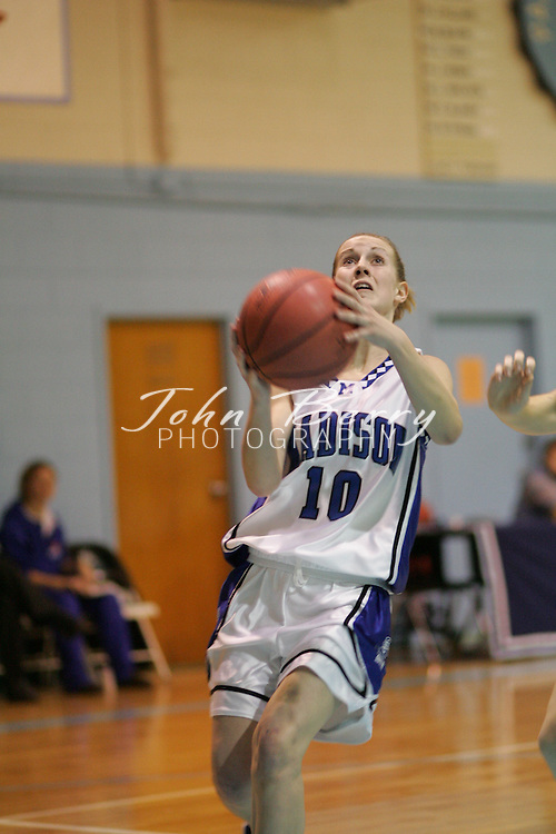 Page Tournament.Varsity Girls vs Rappahannock.Third Period.December 29, 2004