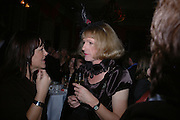 Grayson Perry, The Literary Review's Bad Sex Awards. annual ceremony for authors who write about sex in a 'redundant, perfunctory, unconvincing and embarrassing way. In and Out Club. London.  1 December  2005. ONE TIME USE ONLY - DO NOT ARCHIVE  © Copyright Photograph by Dafydd Jones 66 Stockwell Park Rd. London SW9 0DA Tel 020 7733 0108 www.dafjones.com