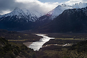 Rio Ibanez, Andes of Patagonia, Aisen, Zone XI, Chile