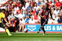 Callum Wilson of AFC Bournemouth - Mandatory by-line: Jason Brown/JMP - Mobile 07966 386802 08/08/2015 - FOOTBALL - Bournemouth, Vitality Stadium - AFC Bournemouth v Aston Villa - Barclays Premier League - Season opener