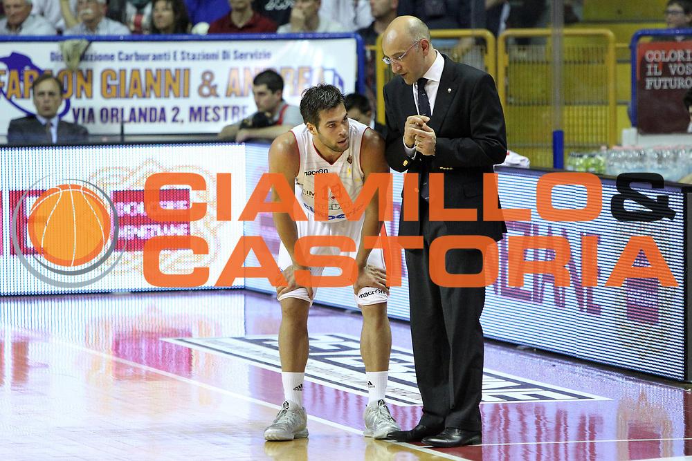 DESCRIZIONE : Venezia Lega A 2012-13 Umana Reyer Venezia Cimberio Varese<br /> GIOCATORE : francesco vitucci coach bruno cerella<br /> CATEGORIA :  ritratto<br /> SQUADRA : Umana Reyer Venezia Cimberio Varese<br /> EVENTO : Campionato Lega A 2012-2013<br /> GARA : Umana Reyer Venezia Cimberio Varese<br /> DATA : 05/05/2013<br /> SPORT : Pallacanestro<br /> AUTORE : Agenzia Ciamillo-Castoria/G.Contessa<br /> Galleria : Lega Basket A 2012-2013<br /> Fotonotizia :  Venezia Lega A 2012-13 Umana Reyer Venezia Cimberio Varese<br /> Predefinita :