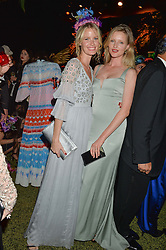Left to right, CAROLINE WINBERG and at The Animal Ball presented by Elephant Family held at Victoria House, Bloomsbury Square, London on 22nd November 2016.Left to right, CAROLINE WINBERG and CANDICE LAKE at The Animal Ball presented by Elephant Family held at Victoria House, Bloomsbury Square, London on 22nd November 2016.