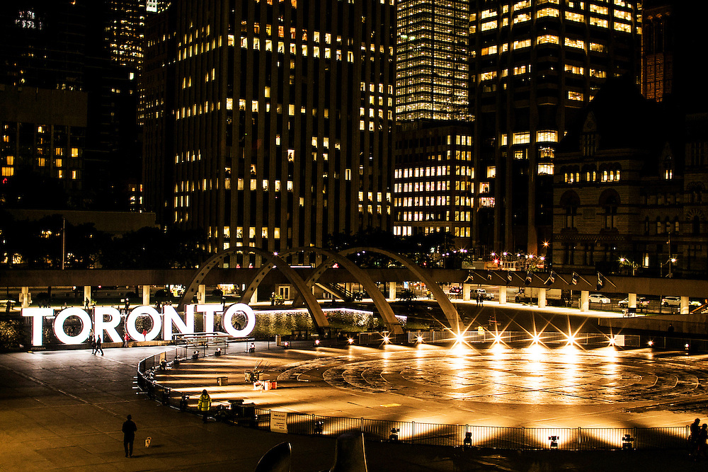 Exploring Toronto through the lens of Sid Naidu