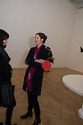 ZSA ZSA GUIREY, Pace London presents The Calder Prize 2005-2015, Burlington Gardens, London.  Thursday 11 February 2016,