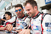June 13-18, 2017. 24 hours of Le Mans. Jose Maria Lopez, Toyota Racing, Toyota TS050 Hybrid