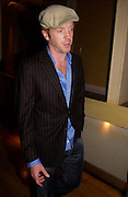 Damian Lewis. Rushes Soho Shorts Awards evening. 23 Coventry St. London. 4 August 2005. ONE TIME USE ONLY - DO NOT ARCHIVE  © Copyright Photograph by Dafydd Jones 66 Stockwell Park Rd. London SW9 0DA Tel 020 7733 0108 www.dafjones.com