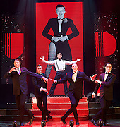 The Songbook of Judy Garland <br /> at The New Wimbledon Theatre, London, Great Britain <br /> press photocall <br /> 17th June 2015 <br /> <br /> <br /> Ray Quinn <br /> <br /> Boyfriends<br /> Alex Mann <br /> Andrew Hamshire<br /> Pip Hersee<br /> Luke Field-Wright<br /> Sam Stanley <br /> Jacob Holme <br /> <br /> <br /> Photograph by Elliott Franks <br /> Image licensed to Elliott Franks Photography Services