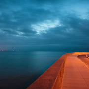Today's Winter Sunrise  at Narragansett Town Beach, Narragansett, RI,  December 31, 2013. #beach #sunrise #rhodeisland