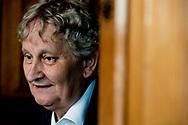 AMSTERDAM - burgemeester ebenhard van der laan .jepser drenth