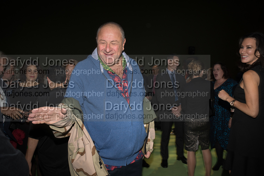 JEAN PIGOZZI, Opening Reception for Oceania, an exhibition which celebrates the art of the Pacific region. Royal Academy. London. 25 September 2018