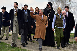17.03.2016, Novi Sad, SRB, der Britische Kronprinz Charles und seine Frau Camilla besuchen Serbien, im Bild British Crown Prince Charles during his visit in Serbia visited the special nature reserve Koviljsko Petrovaradinski Swamp. EXPA Pictures © 2016, PhotoCredit: EXPA/ Pixsell/ Srdjan Ilic<br /> <br /> *****ATTENTION - for AUT, SLO, SUI, SWE, ITA, FRA only*****