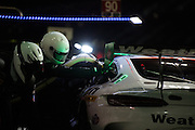 January 26-29, 2017: Rolex Daytona 24. Riley Motorsports - WeatherTech Racing, Mercedes AMG GT3, Gunnar Jeannette