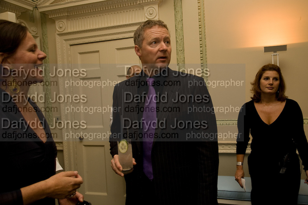 rory bremner, Nicky Haslam party for Janet de Botton and to celebrate 25 years of his Design Company.  Parkstead House. Roehampton. London. 16 October 2008.  *** Local Caption *** -DO NOT ARCHIVE-© Copyright Photograph by Dafydd Jones. 248 Clapham Rd. London SW9 0PZ. Tel 0207 820 0771. www.dafjones.com.