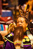 Traditional Dancer, American Indian Council Powwow, Montana State University, Bozeman, Montana
