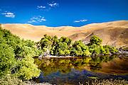 Gorman California Scenic Landscape