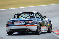 #14 Jake BAILEY Mazda MX-5 Mk3  during BRSCC Mazda MX-5 Super Series  as part of the BRSCC NW Mazda Race Day  at Oulton Park, Little Budworth, Cheshire, United Kingdom. June 16 2018. World Copyright Peter Taylor/PSP. Copy of publication required for printed pictures. http://archive.petertaylor-photographic.co.uk