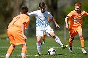 01.04.2017; Zuerich; Fussball Junioren - FCZ Uetliberg FE-13 - GC Limmattal - Mihail Stefanovic (Zuerich)<br /> (Steffen Schmidt/freshfocus)
