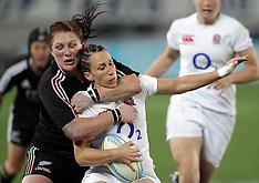 Auckland- International Women's Rugby, New Zealand v England