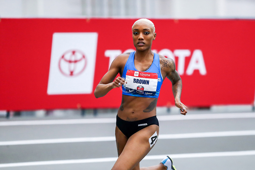 USATF Indoor Track and Field Championships<br /> held at Ocean Breeze Athletic Complex in Staten Island, New York on February 22-24, 2019;  HOKA One One, NJ*NYTC,