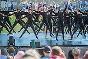 Sadlers Wells presents Zoonation-Sylvia on the Waterfront Stage - The 2018 Latitude Festival, Henham Park. Suffolk 14 July 2018