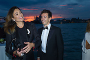 Alena Seredova ;  Venetian Heritage Gala Dinner Dance.  Hotel  Cipriani, Venice. 9 May 2015