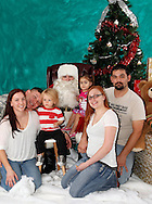 Santa Visits the 802d Security Forces Squadron, 13 December 2014, JBSA Lackland