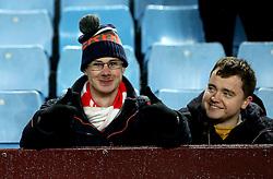 Bristol City fans at Aston Villa - Mandatory by-line: Robbie Stephenson/JMP - 28/02/2017 - FOOTBALL - Villa Park - Birmingham, England - Aston Villa v Bristol City - Sky Bet Championship