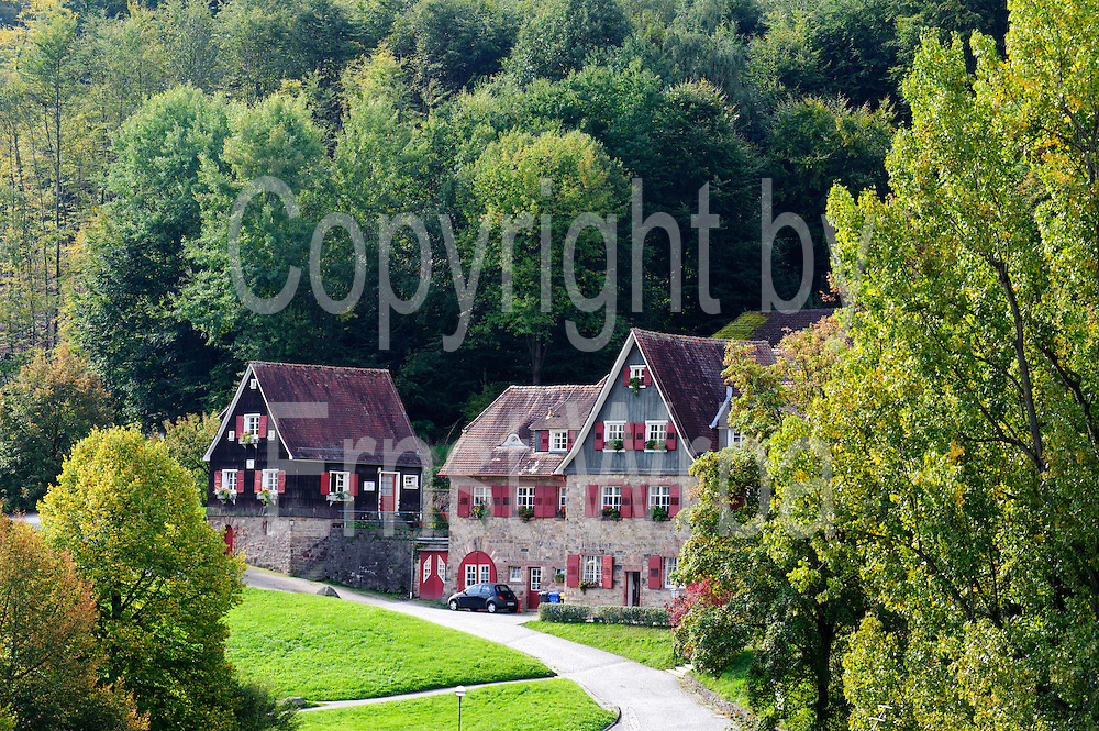 Odenwaldschule, Ober-Hambach, Heppenheim, Hessen, Deutschland   Odenwald School, Ober-Hambach, Heppenheim, Hesse, Germany