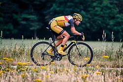 Melvin van Zijl of Vlasman Cycling Team during 2017 National Road Race Championships Netherlands for Men Elite, Montferland, The Netherlands, 25 June 2017. Photo by Pim Nijland / PelotonPhotos.com   All photos usage must carry mandatory copyright credit (Peloton Photos   Pim Nijland)