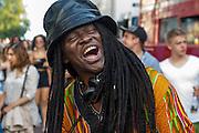 Notting Hill Carnival, London, UK,  26 August 2013.