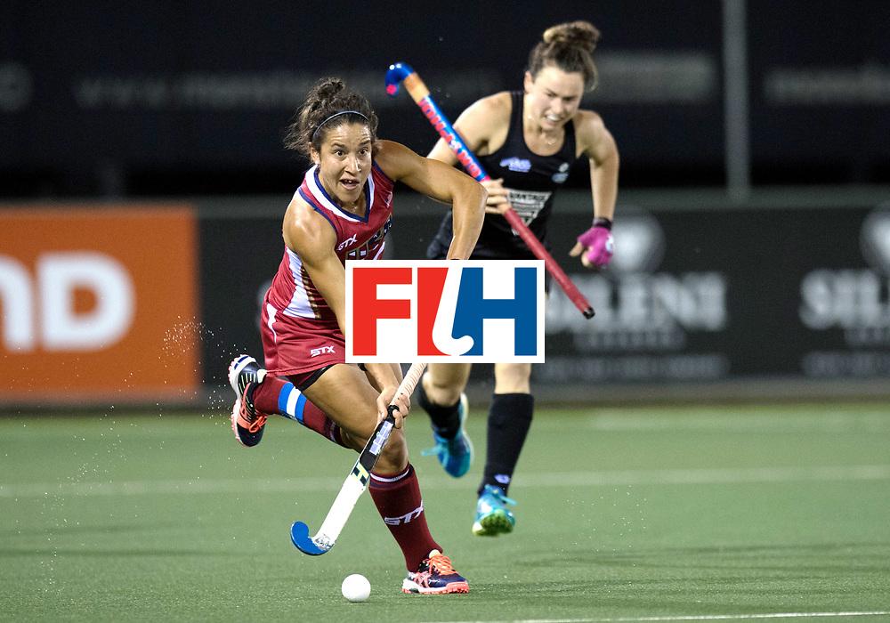 AUCKLAND - Sentinel Hockey World League final women<br /> Match id: 10300<br /> 10 New Zealand v USA<br /> Foto:  Melissa (Gonzalez C) <br /> WORLDSPORTPICS COPYRIGHT FRANK UIJLENBROEK