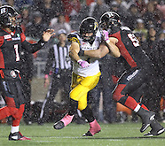 2016 CFL: OCT 21 Tiger-Cats at Redblacks