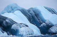 Antarctica Scotia Sea iceberg in water